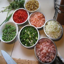 fried rice ingredients