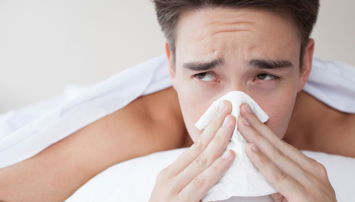 how to get rid of nausea from post nasal drip