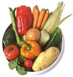 veges and fruits